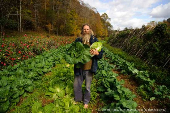 Jeff Poppen aka Barefoot Farmer